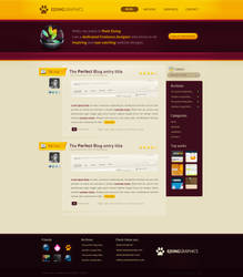 EG Blog Layout by ejsing