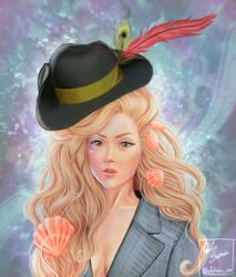 Lady Gaga by Monika2001