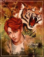 Tiger by Monika2001