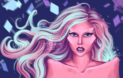 Mother Monster by Monika2001