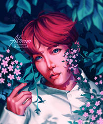 Flowerseok by Monika2001