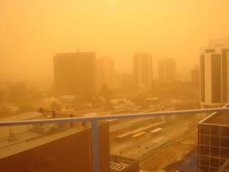 Dust Storm 1 by lukarhets