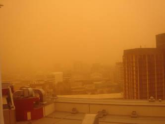 Dust Storm 2 by lukarhets