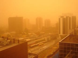 Dust Storm 3 by lukarhets