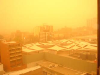Dust Storm 4 by lukarhets