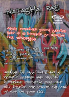 Grafitti Flyer by distortion-00