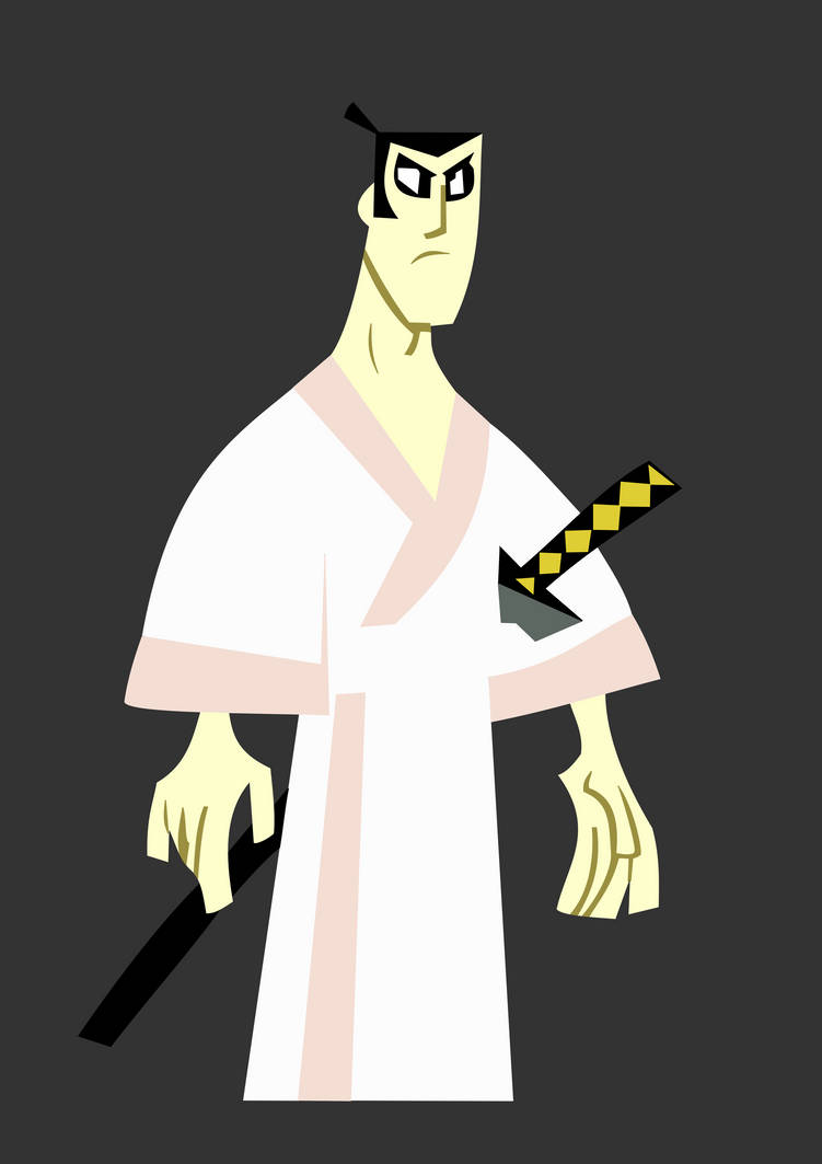 Samurai Jack Just For Fun By Appledashed On Deviantart