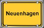 NeuenhagenTownSign by RatteMacchiato