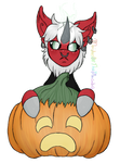 .:YCH For SoulNinja05 by MaidenOfTheMacabre