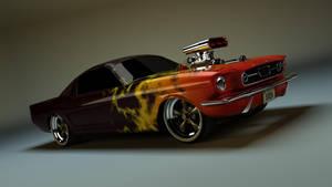 Mustang :: 2 by svenndesign