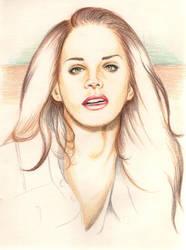 Lana Del Rey | Coney Island Queen by EsztiAesthetic