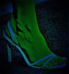 Jennifer_Aniston_Were_Hulk_Foot_Stomp by makeupdown