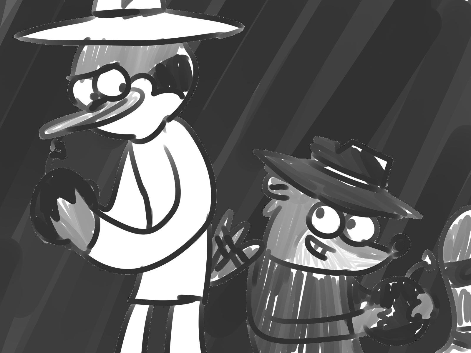 Spy Vs Spy By Lotusthekat On Deviantart