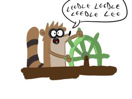 Leedle leedle leedle lee by LotusTheKat