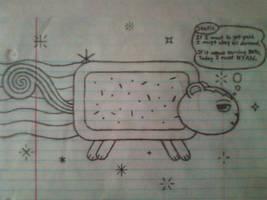 Nyanstat (Sketch) by TheStaticStalker