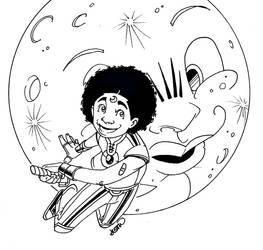 Lunar Boy by MyocardialInfarction