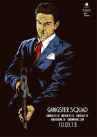 Gangster squad by harijz