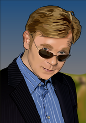 Horatio Caine by pesasa