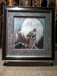 Kaneki Print by mintysoup
