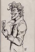 The Joker by michelebandini