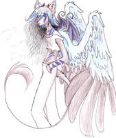 +original+ Bluejay character by Brionna