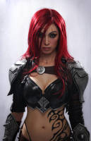 Katarina Cosplay - 'A New Dawn' Cinematic Version by ApotheosisCosplay