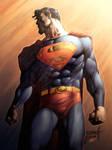 Superman colour fun by thatron