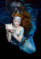 Atlantis Mermaid - Underwater by ImaginaryCostume