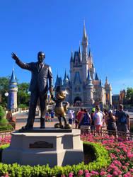 Walt and Mickey by ashbrigham