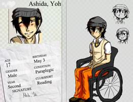 Yukimura- High: Ashida, Yoh by RedPandaArai