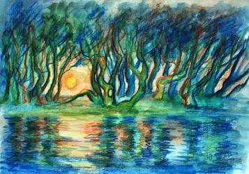 Suneye by JudLorin