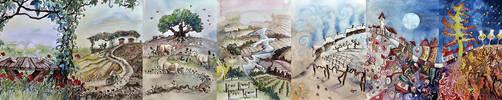 Kakas Panorama by JudLorin