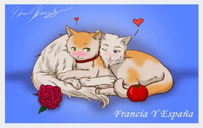 FraEsp- Catalia Cuddles by Orochimaru666