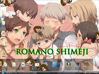 ROMANO SHIMEJI by Orochimaru666