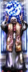 Pope by shimokatakouzou