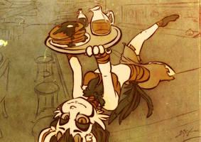 pancakes by madmen