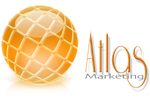 Atlas Marketing Logo by AliceGraphix