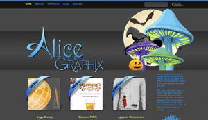 Halloween at Alice Graphix by AliceGraphix