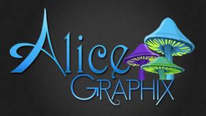 Alice Graphix Full Logo by AliceGraphix