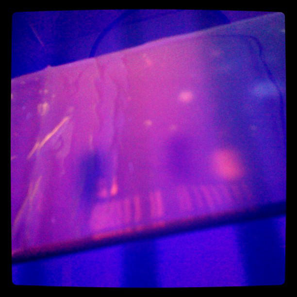DNA Daydreams in Ultraviolet Light by AliceGraphix