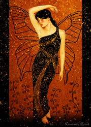 Deco Fairy by enchantedgal