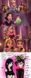 Disney Prince...ss by erondagirl
