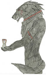 Hello thar, Smexy, Werewolf 2 by applegally