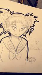 Himiko by Shadowsumi