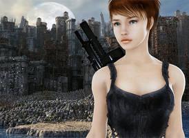 The Bionic War by oddpixels