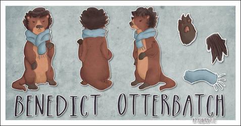 Benedict Otterbatch by KqKangaroo