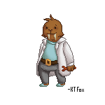 Trott Pixel by KqKangaroo