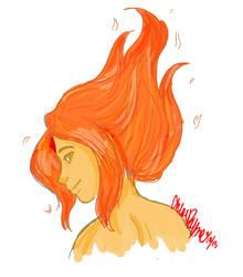 Flame by chloisssx3