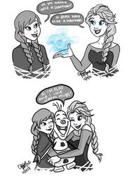 Sisters by chloisssx3