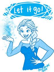 Elsa by chloisssx3